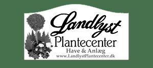 Landlyst Plantecenter Logo