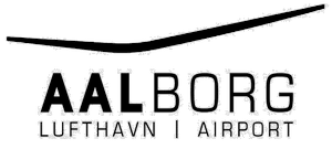 Aalborg Lufthavn logo